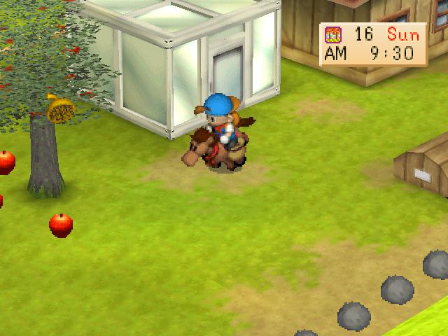 harvest moon back to nature for girl ps1 download